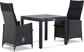 Garden Collections Madera/Concept 90 cm dining tuinset 3-delig