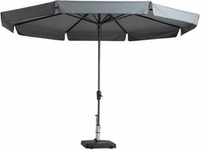 Stokparasol Syros dia. 350 cm light grey