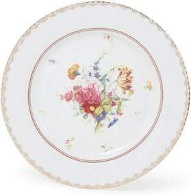&Klevering Florals Rose dinerbord 27 cm