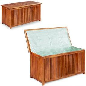Tuinbox 150x50x58 cm massief acaciahout