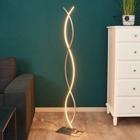 Speelse LED vloerlamp Bobi - lampen-24