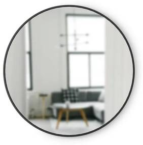 Umbra Hub Spiegel 94x94x3cm glas zwart 358370-040