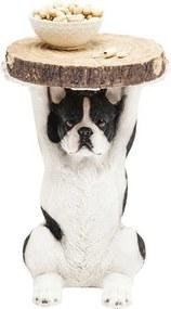 Kare Design Animal Toto Bijzettafel Dieren Hond - 35 X 33cm.