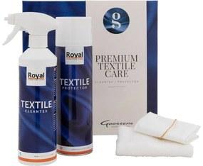Goossens Onderhoudsmiddel Premium Textiel Care Kit, Tbv textiel (stof/microleder)