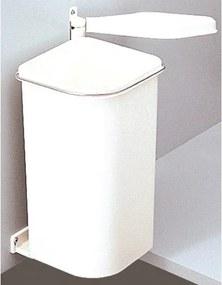 Bruynzeel Matera Afvalemmmer 5 liter 20x19.2x34cm inbouw wit 232799