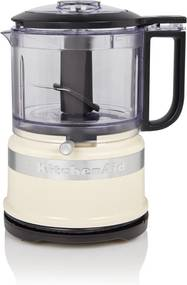 KitchenAid Mini hakmolen 830 ml 5KFC3516 - Amandelwit