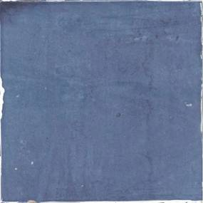 Vtwonen craft wandtegel 12.5x12.5 cm midnight blue glossy glans 1406793