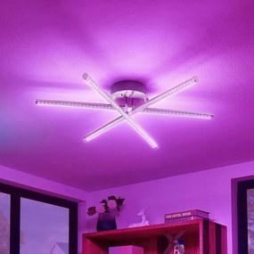 Lansson LED plafondlamp, 3-lamps - lampen-24