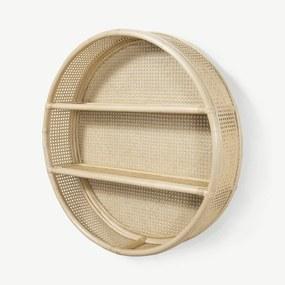 Clare ronde planken, 80 cm, rotan