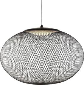 Moooi NR2 hanglamp LED medium just black