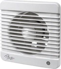 Ventilator basic 98m³ ø 100 mm wit