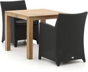 Forza Barolo/ROUGH-S 90cm dining tuinset 3-delig - Laagste prijsgarantie!