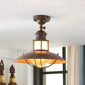 Landelijke plafondlamp Louisanne - lampen-24
