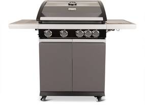 Patton Patio Pro Chef gasbarbecue 4+1 frozen grey