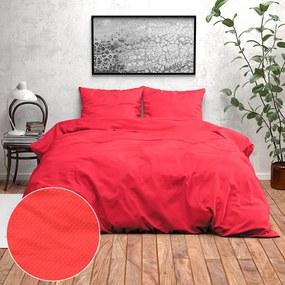 Zensation Phoenix - Rood 1-persoons (140 x 220 cm + 1 kussensloop) Dekbedovertrek