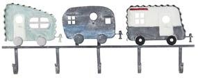 Kare Design Camper Kapstok Met Caravans