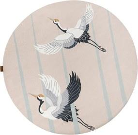 coco maison Karpet Karpet stork - diameter 150 cm
