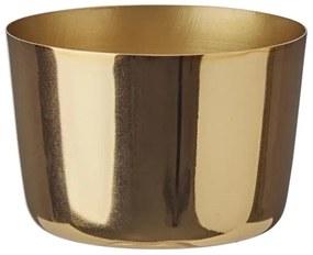 Sfeerlichthouder - 5.6 X Ø 8 Cm - Goud (goud)
