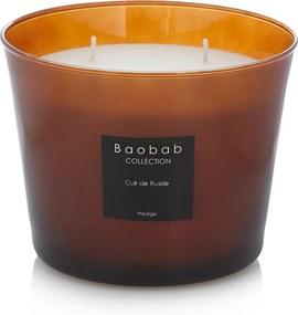 Baobab Collection Cuir de Russie Prestige geurkaars