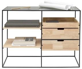 Kare Design Copenhagen Minimalistisch Dressoir - 100x40x80cm.