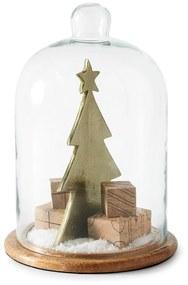 Rivièra Maison - Classic Christmas Tree With Dôme - Kleur: bruin