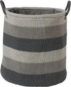 Sealskin Knitted Wasmand Acryl Grijs 361972012