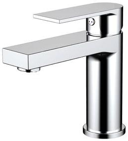 Wastafelmengkraan Best Design Spree Chroom Incl. flexibele aansluiting 3/8 inch