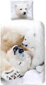 Good Morning Cute Bears Dekbedovertrek