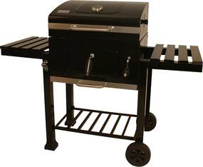 Patton Houtskoolbarbecue Charcoal Chef C2 - black