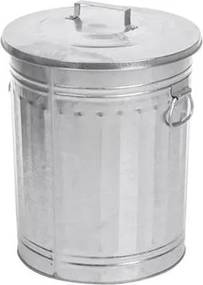 Trash Can Retro Prullenbak 54 L