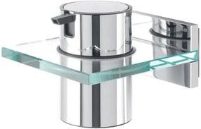 Tiger Saifra zeepdispenser chroom glas 263530346