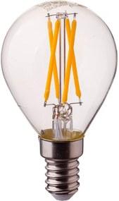 LED gloeilamp E14 2700K 4 Watt A++