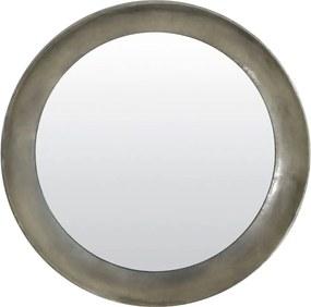 Spiegel SPIRIT - Antiek-zilver - M