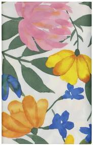 Tafelzeil 140x240 Polyester Bloemen