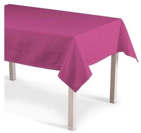 Rechthoekig tafelkleed, roze