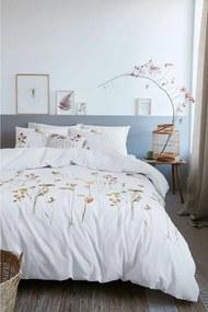 Marjolein Bastin dekbedovertrek Golden Berries - oranje - 240x200/220 cm - Leen Bakker