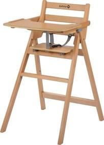 Nordik Kinderstoel - Natural Wood - Kinderstoelen