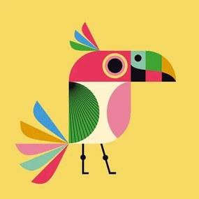 Bird - 84 x 98 cm