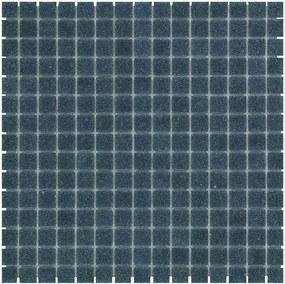 Mozaiektegel Amsterdam Blue - Green Soft Grain Glass 322x322
