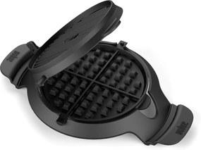 Gourmet BBQ System Tosti en wafelijzer