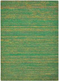 Bakero   Vloerkleed Sari Laagpolig lengte 120 cm x breedte 180 cm x hoogte 0,60 cm groen vloerkleden viscose vloerkleden   NADUVI outlet