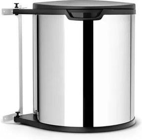 Built-In Bin Afvalemmer 15 Liter Glans