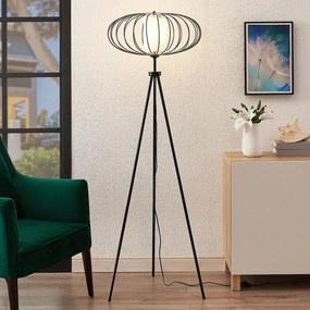 Korbinian vloerlamp met statiefframe - lampen-24