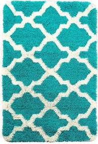 Badmat Alhambra smaragd 60x90cm