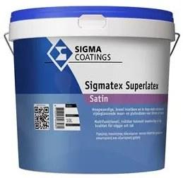Sigma Sigmatex Superlatex Satin - Mengkleur - 10 l