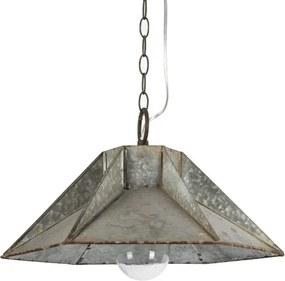 Hanglamp Austin Glazen stolp