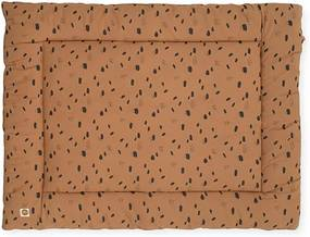 Boxkleed Spot 80x100cm - Caramel - Boxkleed
