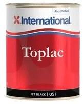International Toplac - Jet Black 051 - 750 ml