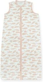 Slaapzak zomer hydrofiel 70cm - Pale Pink - Beddengoed