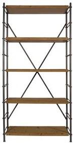 Iron Shelf Kast